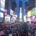 9.Jul.2016 憧れのニューヨークに来ましたが…